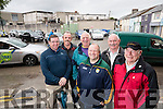 Former workers of Dennys Factory are planning a reunion, from left: Martin Hurley, Joe Flaherty, Michael Ross O'Donovan, David Callaghan, Jackie McCarthy and Richard Donnelly.
