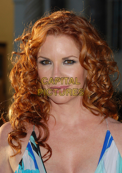 MELISSA GILBERT.The FX Season 4 Premiere Screening of Nip/Tuck held at The Paramount Studios in Hollywood, California, USA..August 25th, 2006.Ref: DVS.Nip Tuck headshot portrait.www.capitalpictures.com.sales@capitalpictures.com.©Debbie VanStory/Capital Pictures