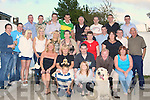 30TH: Ross O'Connor of Kevin Barrys with his family and friend who celebrated his 30th Birthday at his home 26 Kevin Barrys Villas........