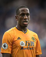 Willy Boly of Wolves during the Premier League match between Leicester City and Wolverhampton Wanderers at the King Power Stadium, Leicester, England on 10 August 2019. Photo by Andy Rowland.