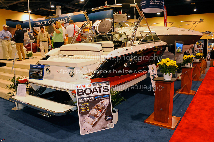 Trailer Boats Zenith Award to Cobalt A25