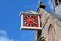 De  Noorderkerk van Hoorn. De oudste kerk van Hoorn gebouwd in1426. De kerk is aan Maria gewijd en wordt daarom ook Vrouwekerk of Mariakerk genoemd.