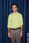 One Life To Live's Nick Choksi at the Daytime Stars and Strikes Charity Event to benefit the American Cancer Society at the Bowlmore Lanes, New York City, New York. (Photo by Sue Coflin/Max Photos)