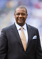 Jeffrey Webb.  The United States defeated El Salvador, 5-1, during the quarterfinals of the CONCACAF Gold Cup at M&T Bank Stadium in Baltimore, MD.