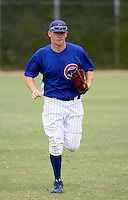 Jericho Jones / AZL Cubs..Photo by:  Bill Mitchell/Four Seam Images