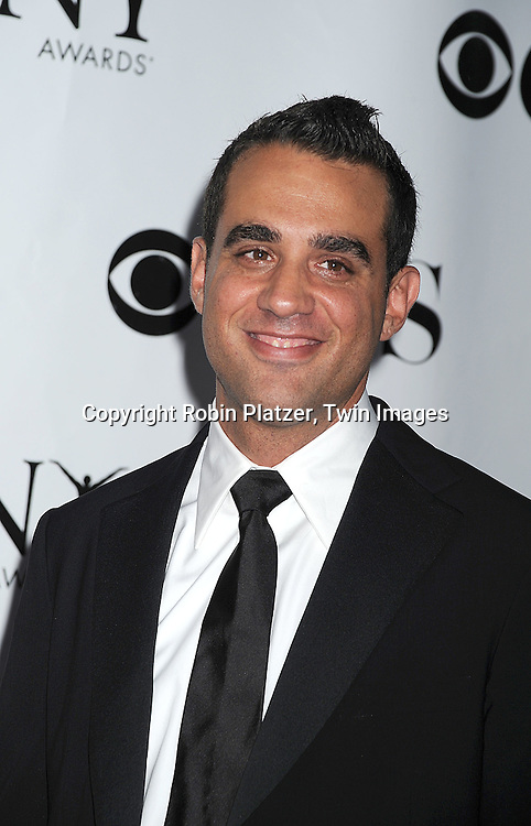 actor Bobby Cannavale .posing for photographers at the 62nd Annual Tony Awards.on June 15, 2008 at Radio City Music Hall. ..Robin Platzer, Twin Images