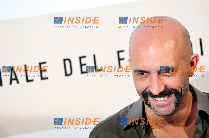 Gaspar Noe'<br /> Third edition of the Rome International film festival<br /> Roma 23/10/2008 <br /> Photocall '8'<br /> Photo &copy; Luca Cavallari Insidefoto