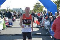 ATLETIEK: JOURE: 30-09-2018, Jouster Merke Loop, Yke Zoetendal (#1118) - winnaar 15,6 km, ©foto Martin de Jong