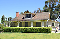 Harvey Bennett Ranch House at Heritage Hill Historical Park