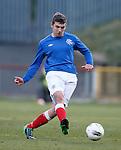 Michael Mossie, Rangers