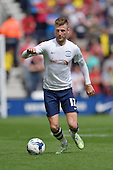 09/08/2015 Sky Bet League Championship Preston North End v Middlesbrough <br /> Paul Gallagher, Preston North End