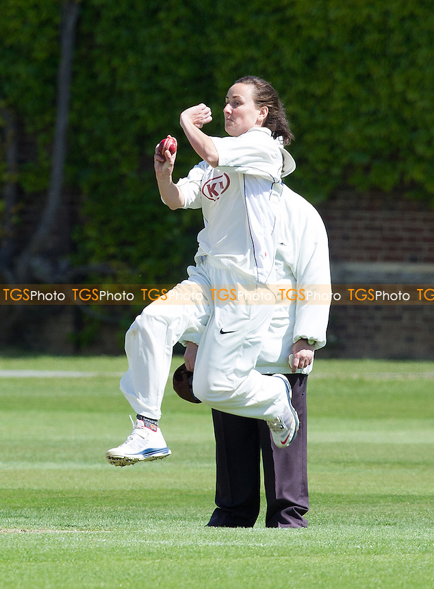 Essex Women v Surrey Women, Division 1 Royal London Women's One Day Cup, Felsted School, Essex - 25/05/14 - MANDATORY CREDIT: Ray Lawrence/TGSPHOTO - Self billing applies where appropriate - 0845 094 6026 - contact@tgsphoto.co.uk - NO UNPAID USE
