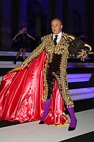 SAO PAULO, SP 17.10.2019 - BAILE-SEPHORA - O estilista Walerio Araujo durante baile de halloween da Sephora, realizado no Teatro Municipal de São Paulo, no centro da cidade de Sao Paulo nesta quinta-feira, 17. (Foto: Felipe Ramos / Brazil Photo Press / Folhapress)