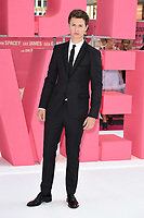 Ansel Elgort at the European premiere for &quot;Baby Driver&quot; at Cineworld in London, UK. <br /> 21 June  2017<br /> Picture: Steve Vas/Featureflash/SilverHub 0208 004 5359 sales@silverhubmedia.com