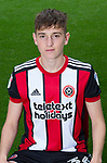 David Brooks of Sheffield Utd during the 2017/18 Photocall at Bramall Lane Stadium, Sheffield. Picture date 7th September 2017. Picture credit should read: Sportimage