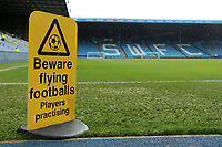 A general view of Hillsborough, home of Sheffield Wednesday FC<br /> <br /> Photographer David Shipman/CameraSport<br /> <br /> The EFL Sky Bet Championship - Sheffield Wednesday v Blackburn Rovers - Saturday 16th March 2019 - Hillsborough - Sheffield<br /> <br /> World Copyright &copy; 2019 CameraSport. All rights reserved. 43 Linden Ave. Countesthorpe. Leicester. England. LE8 5PG - Tel: +44 (0) 116 277 4147 - admin@camerasport.com - www.camerasport.com