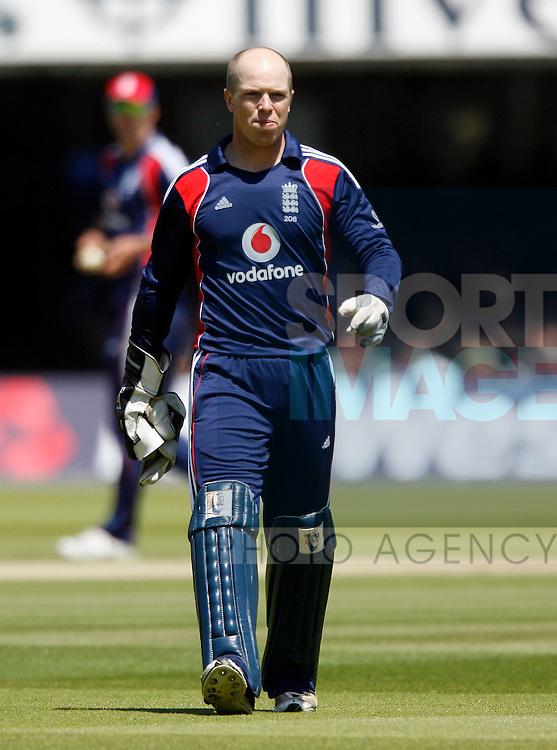 England's Tim Ambrose