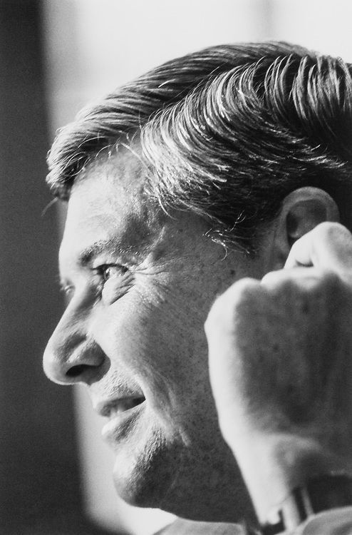 Sen. Bob Graham, D-Fla. 1992. (Photo by Maureen Keating/CQ Roll Call)