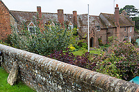 UK, England, Ewelme.  Almshouse and School of St. Mary the Virgin Parish.