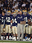 Servite @ Notre Dame - Sherman Oaks (CIF Southern Section).Kevin Rooney.Notre Dame High School Stadium.Sherman Oaks, CA (Los Angeles) - October 5, 2007.KN1R8192.CREDIT: Dirk Dewachter