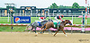 Kiss Cat winning at Delaware Park on 8/9/15