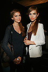 Models-Backstage - Mercedes-Benz New York Fashion Week- Jenny Packham Spring/Summer 2013 Runway Show,   9/11/12
