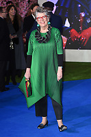 "LONDON, UK. December 12, 2018: Prue Leith at the UK premiere of ""Mary Poppins Returns"" at the Royal Albert Hall, London.<br /> Picture: Steve Vas/Featureflash"