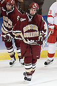 (Joe Rooney) Benn Ferreiro - The Boston College Eagles defeated the Miami University Redhawks 5-0 in their Northeast Regional Semi-Final matchup on Friday, March 24, 2006, at the DCU Center in Worcester, MA.