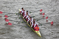 Crew: 4   Westminster School Boat Club   Championship Eights<br /> <br /> Schools' Head of the River 2018<br /> <br /> To purchase this photo, or to see pricing information for Prints and Downloads, click the blue 'Add to Cart' button at the top-right of the page.