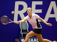 13-12-08, Rotterdam, Reaal Tennis Masters,  Linda Sentis