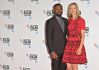 David Oyelowo and Rosamund Pike at the 60th BFI London Film Festival &quot;A United Kingdom&quot; opening gala press conference and photocall, The May Fair Hotel, Stratton Street, London, England, UK, on Wednesday 05 October 2016.<br /> CAP/CAN<br /> &copy;CAN/Capital Pictures /MediaPunch ***NORTH AND SOUTH AMERICAS ONLY***