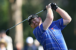 02/18/12 Pacific Palisades, CA: J.B. Holmes during the third round of the Northern Trust Open held at the Riviera Country Club