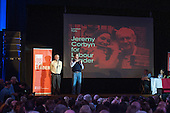 Jeremy Corbyn.  Grassroots for Jeremy. 1500 people attend a rally in support of Jeremy Corbyn for Labour Leader. Camden Centre, London.