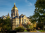 MC 10.26.17 Main Building.JPG by Matt Cashore/University of Notre Dame