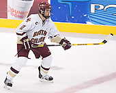 Anthony Aiello - The Boston College Eagles defeated the Northeastern University Huskies 5-2 in the opening game of the 2006 Beanpot at TD Banknorth Garden in Boston, MA, on February 6, 2006.