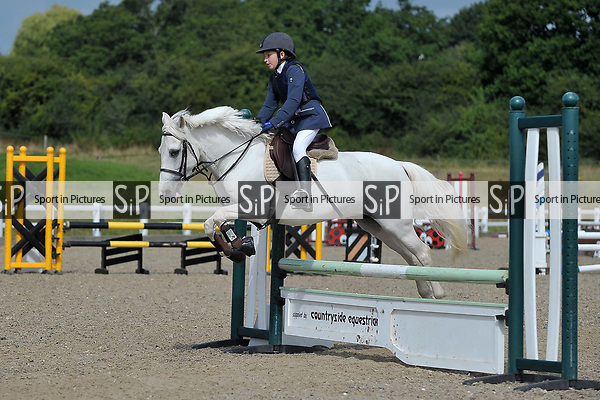 British showjumping juniors. Brook Farm Training Centre. Essex. 05/08/2017. MANDATORY Credit Garry Bowden/Sportinpictures - NO UNAUTHORISED USE - 07837 394578