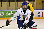 03.01.2020, BLZ Arena, Füssen / Fuessen, GER, IIHF Ice Hockey U18 Women's World Championship DIV I Group A, <br /> Italien (ITA) vs Deutschland (GER), <br /> im Bild  Aurora Abatangelo (ITA, #10)<br /> <br /> Foto © nordphoto / Hafner