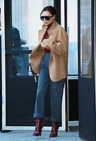 NEW YORK, NY - FEBRUARY 8: Victoria Beckham seen in New York City on February 08, 2018. <br /> CAP/MPI/RW<br /> &copy;RW/MPI/Capital Pictures
