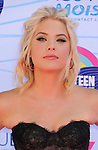 UNIVERSAL CITY, CA - JULY 22: Ashley Benson arrives at the 2012 Teen Choice Awards at Gibson Amphitheatre on July 22, 2012 in Universal City, California.