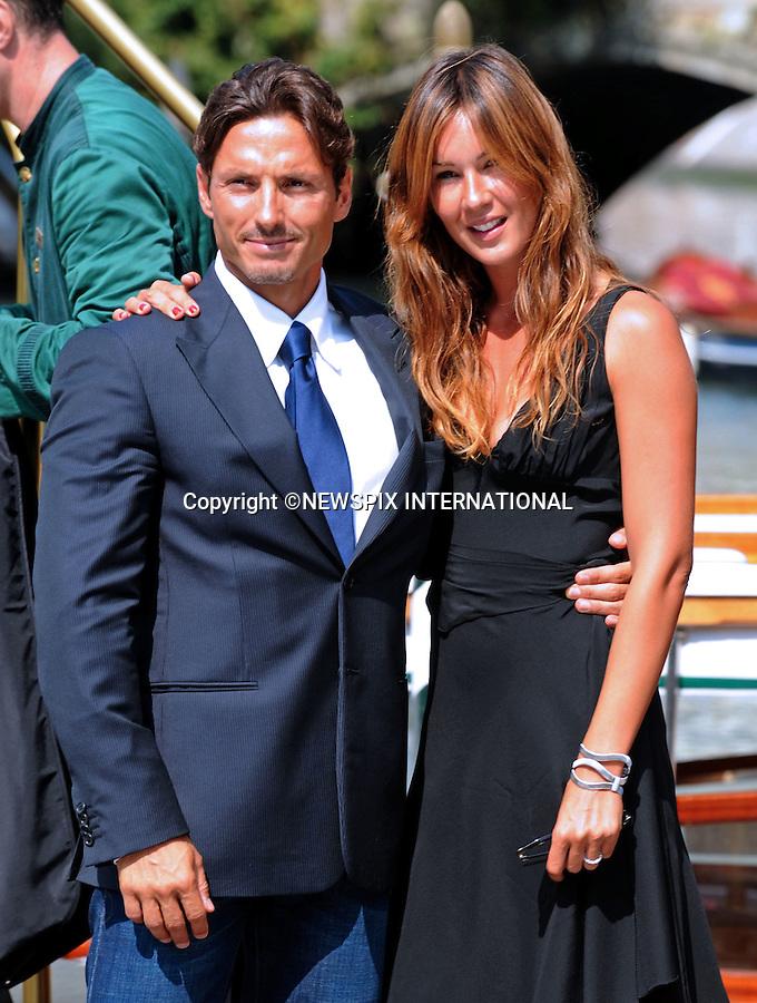 "PIERSILVIO BERLUSCONI (son of Italian Prime Minister Silvio Berlusconi) AND FIANCE SILVIA TOFFANIN.at the  66th Venice Film Festival , Venice_02/09/2009.Mandatory Credit Photo: ©NEWSPIX INTERNATIONAL..**ALL FEES PAYABLE TO: ""NEWSPIX INTERNATIONAL""**..IMMEDIATE CONFIRMATION OF USAGE REQUIRED:.Newspix International, 31 Chinnery Hill, Bishop's Stortford, ENGLAND CM23 3PS.Tel:+441279 324672  ; Fax: +441279656877.Mobile:  07775681153.e-mail: info@newspixinternational.co.uk"