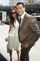 May 16, 2012 Cara Santana and Jesse Metcalfe attend the TNT/TBS 2012 Upfront Lunch reception at Del Posto in New York City. Credit: RW/MediaPunch Inc.