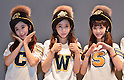 "Crayon Pop new single ""ra ri ru re"" promotion event"