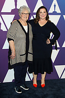 04 February 2019 - Los Angeles, California - Melissa McCarthy, mother Sandy McCarthy. 91st Oscars Nominees Luncheon held at the Beverly Hilton in Beverly Hills. <br /> CAP/ADM<br /> &copy;ADM/Capital Pictures