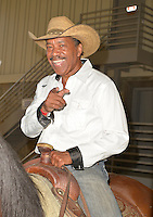 CITY OF INDUSTRY, CA - JULY 16: Obba Babatundé attends the 32nd Annual Bill Pickett Invitational Rodeo Rides, Southern California at The Industry Hills Expo Center in the City of Industry on July 16, 2016 in the City of Industry, California. Credit: Koi Sojer/Snap'N U Photos/MediaPunch