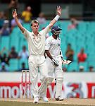 Test Series Australia V India, 2nd Test at the SCG, 6th Jan 2008.