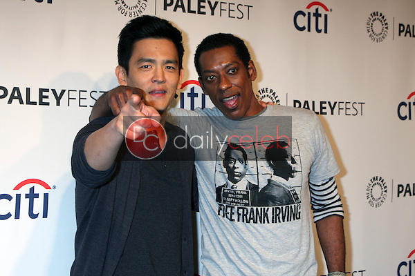 John Cho, Orlando Jones<br />