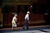Martin Place 20.01.12