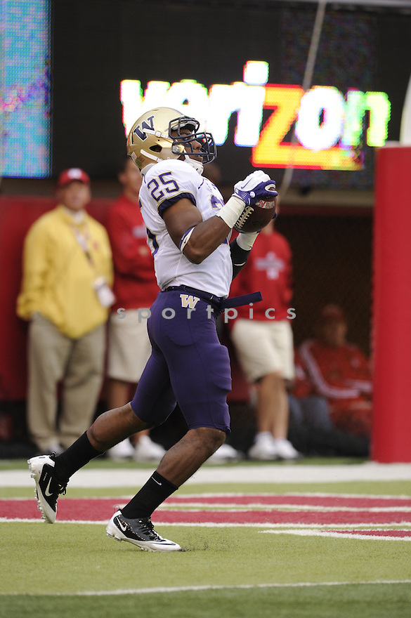Bishop Sankey(25) / Washington Huskies