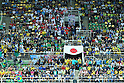 Fans, <br /> AUGUST 8, 2016- Water Polo : <br /> Men's Preliminary Round group A<br /> match between Japan - Brazil <br /> at Maria Lenk Aquatic Centre <br /> during the Rio 2016 Olympic Games in Rio de Janeiro, Brazil. <br /> (Photo by Koji Aoki/AFLO SPORT)