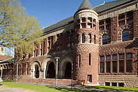 Austin Hall, Harvard Law School, Cambridge, MA (H.H. Richardson = architect) 1881